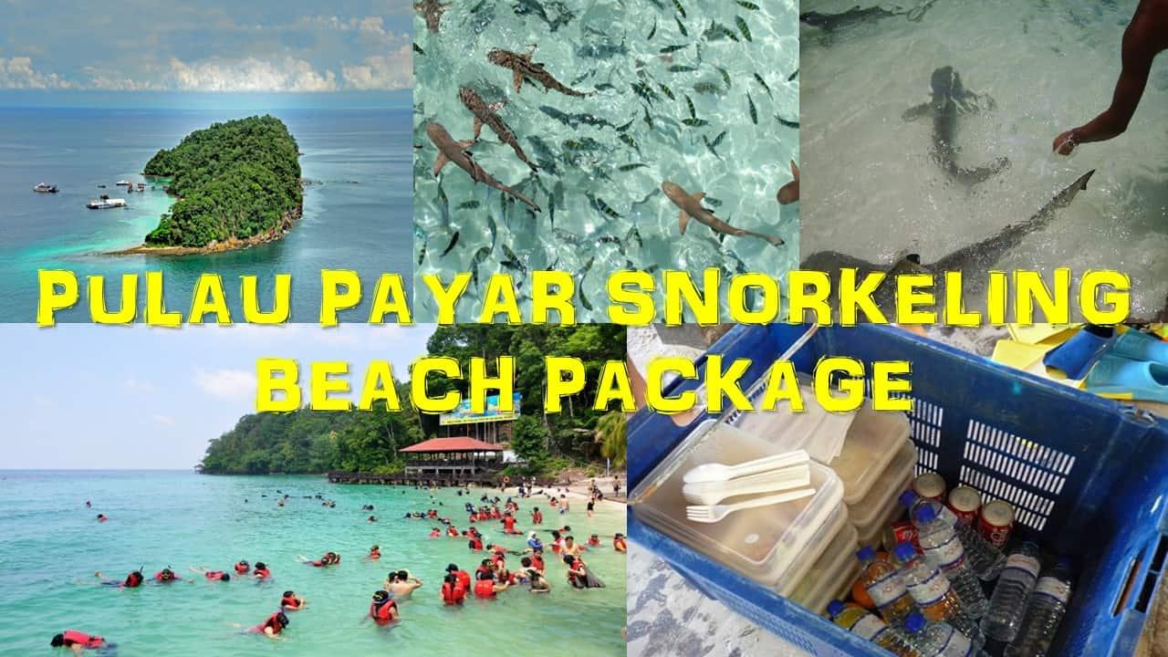 Pulau Payar Snorkeling (Beach Package) | Pulau Langkawi ...