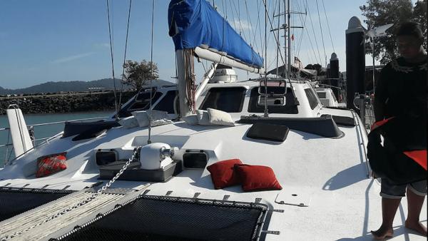crystal yacht 50ft catamaran1