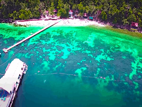 pulau payar snorkeling 5