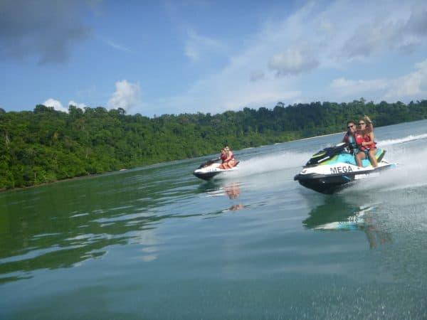 Langkawi jet ski tour 5