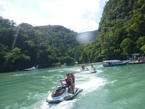 Langkawi jet ski tour 4