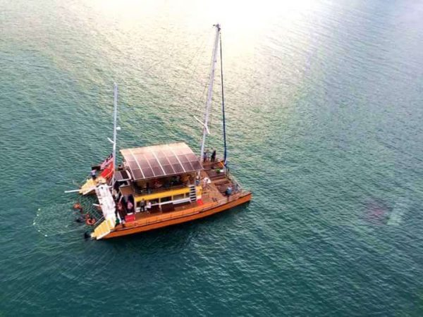 sunset dinner cruise by tropical charters