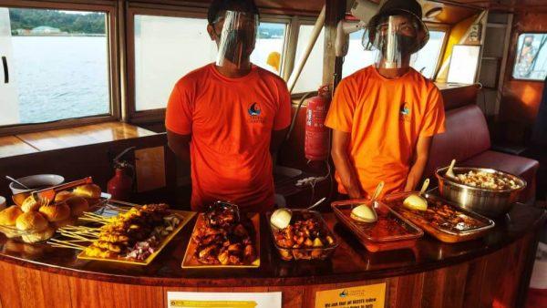 tropical charters crew sop