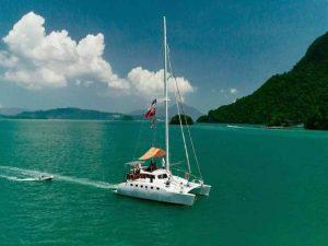 private boat langkawi