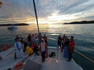 sunset langkawi cruise