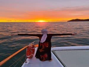 sunsset cruise langkawi