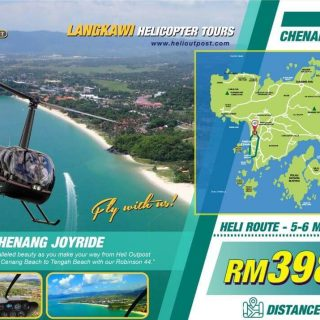Langkawi helicopter tour 3