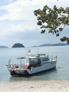 private pulau payar snorkeling