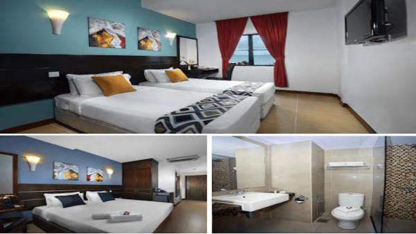 BVW deluxe room (seaview)