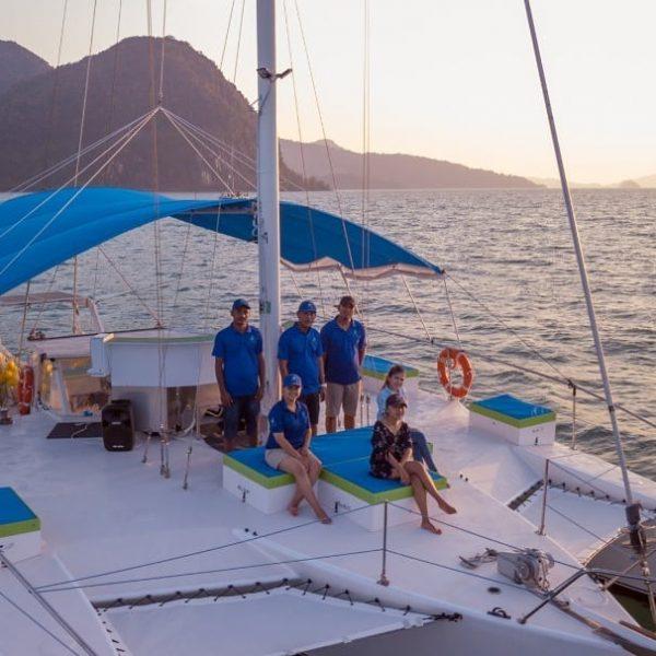 avante sunset cruise