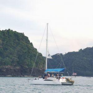 avante yacht charters