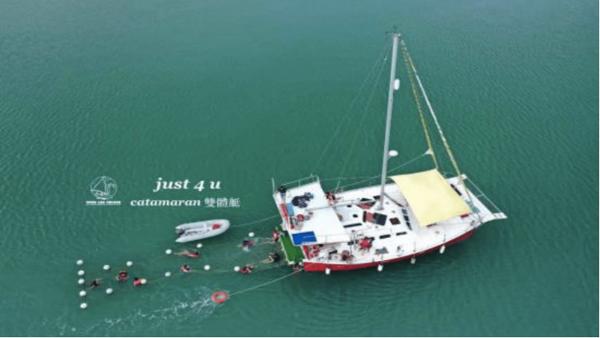 just4u catamaran langkawi