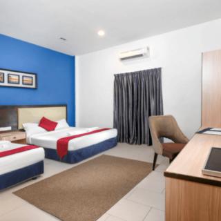 royal agate resort family room
