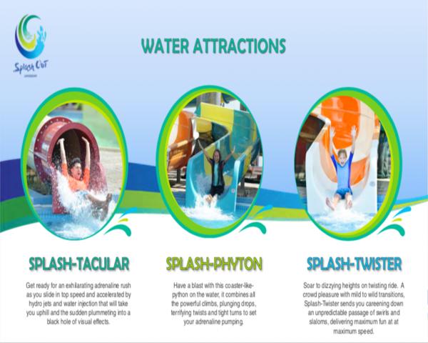 splash out langkawi 3