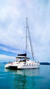 langkawi luxury cruise manta blu