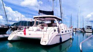 manta blu cruises private yacht