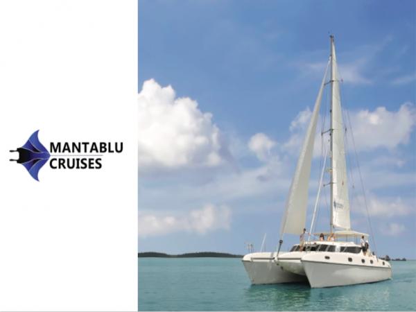 manta blu sunset cruise package