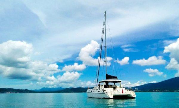 sunset cruise langkawi manta blu cruises